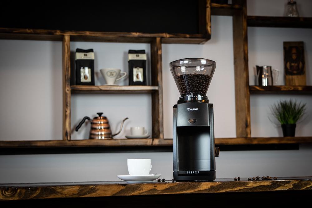Baratza Encore Espressomühle frontal