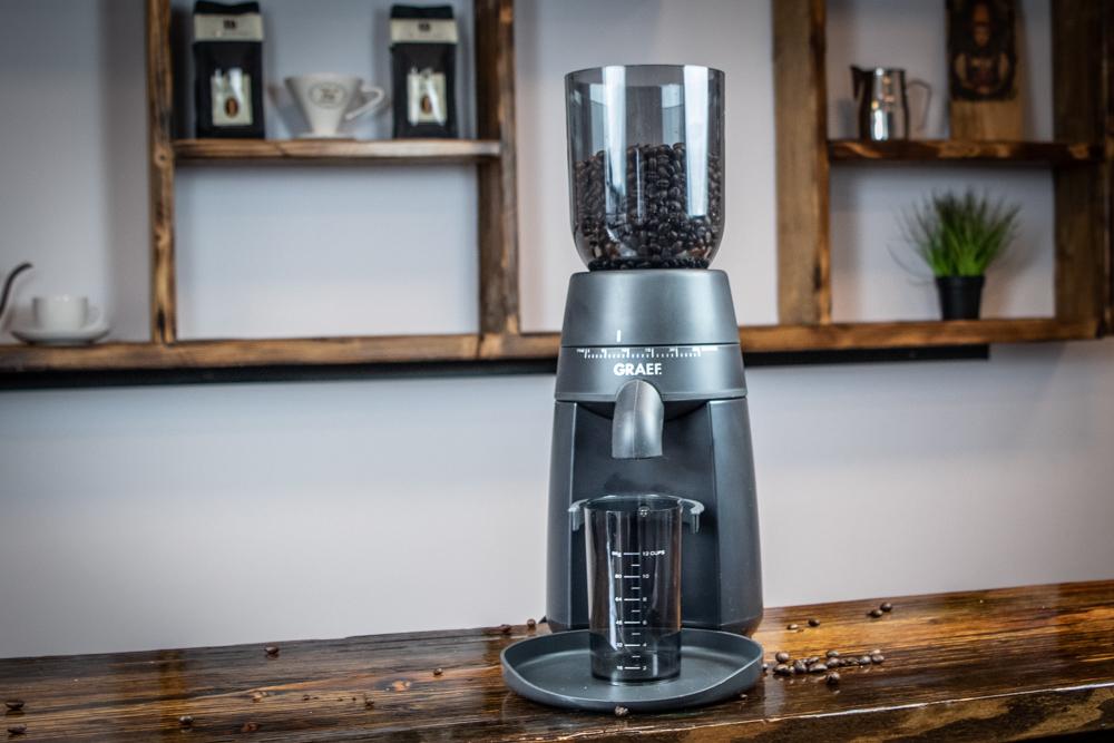 Espressomuehle Graef CM702 Test
