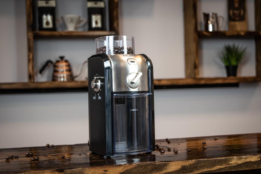 Krups Kaffeemühle GVX242 Test