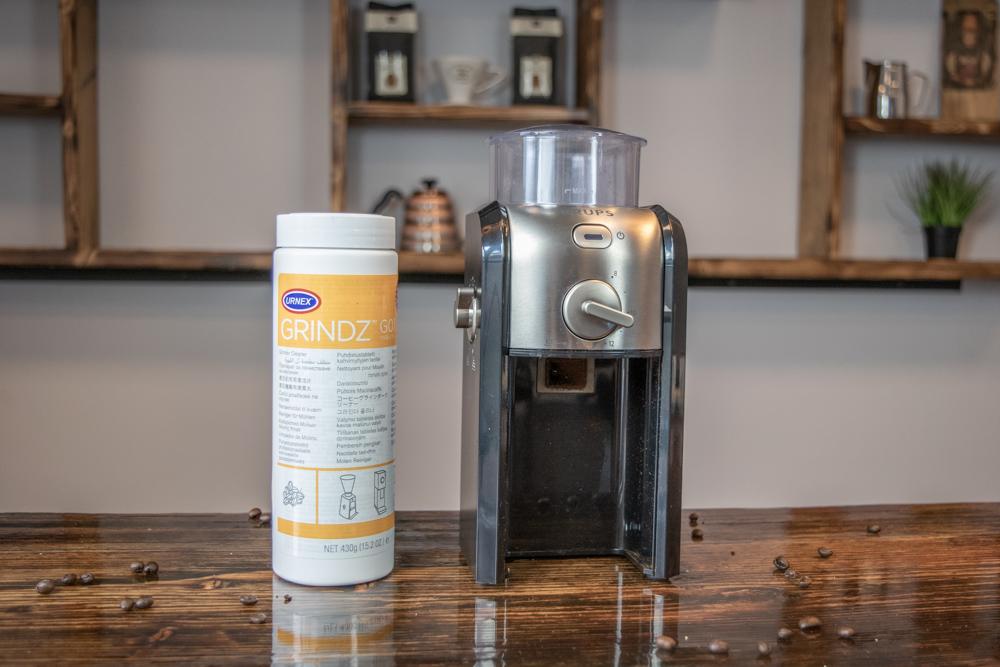 Reingung Krups Kaffeemühle