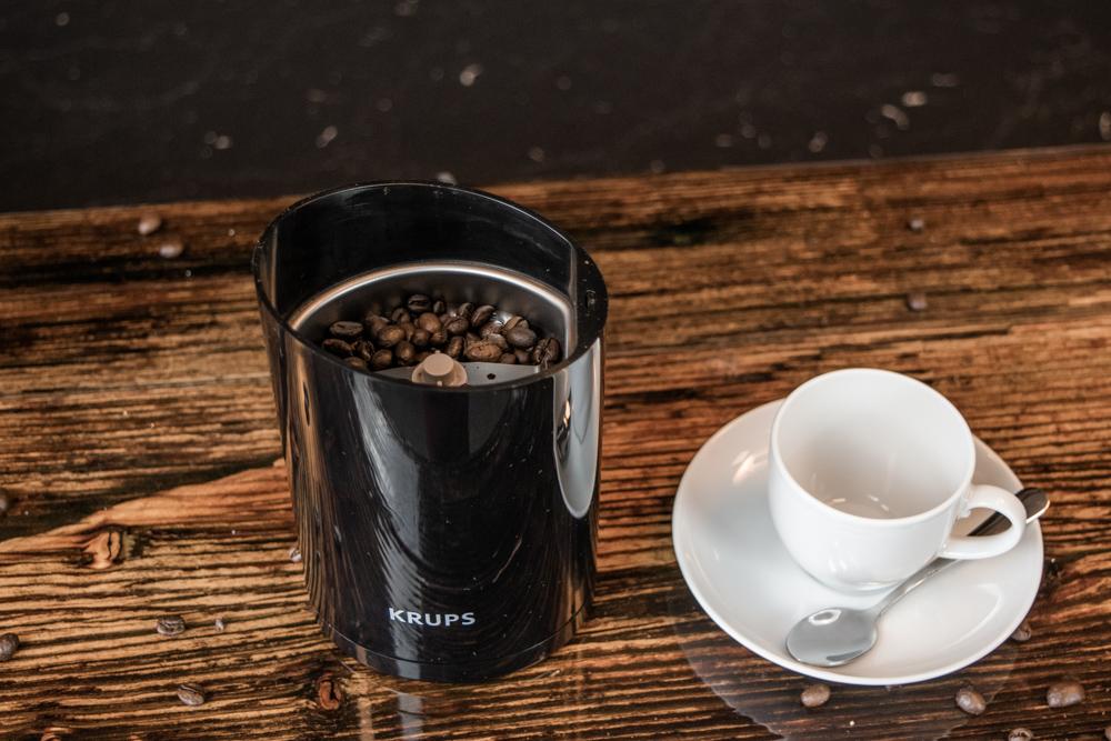 Krups F203 Kaffeemuehle